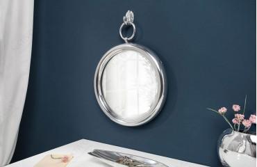 Miroir Design MARIBELL ROUND SILVER-NATIVO™ Möbel Schweiz