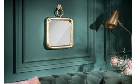 Designer Spiegel MARIBELL SQUARE GOLD