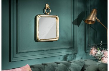 Miroir Design MARIBELL SQUARE GOLD-NATIVO™ Möbel Schweiz