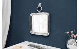 Specchio di design MARIBELL SQUARE SILVER