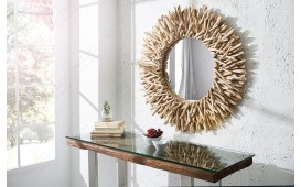 Miroir Design WOOD