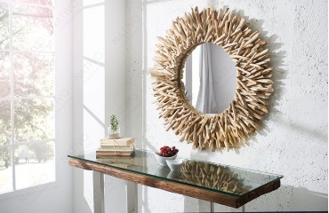 Miroir Design WOOD-NATIVO™ Möbel Schweiz