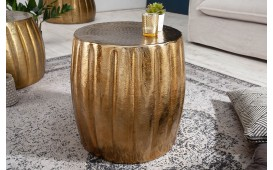 Table d'appoint Design BOHO GOLD