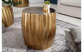 Tavolino d'appoggio di design BOHO GOLD