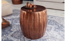 Table d'appoint Design BOHO COPPER