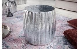 Tavolino d'appoggio di design BOHO SILVER
