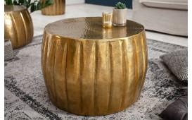 Designer Couchtisch BOHO GOLD I