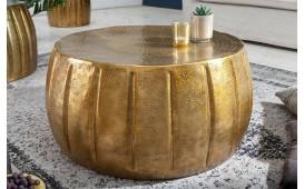 Designer Couchtisch BOHO GOLD II