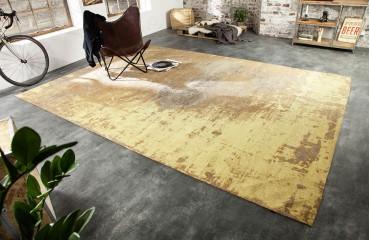 Tapis Design NOVEL RUST BROWN-NATIVO™ Möbel Schweiz