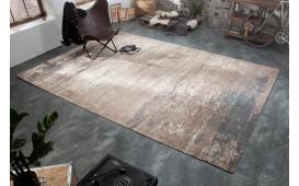 Designer Teppich NOVEL GREY-BEIGE