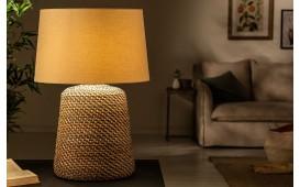 Designer Tischleuchte CORI GREY