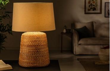 Designer Tischleuchte CORI NATURAL-NATIVO™ Möbel Schweiz