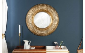 Miroir Design POCAHONTAS GOLD-NATIVO™ Möbel Schweiz