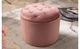 Designer Sitzhocker ROCCO ROSE S-NATIVO™ Möbel Schweiz