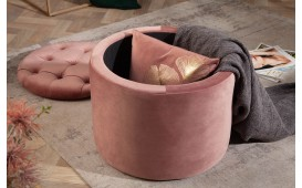Tabouret Design ROCCO ROSE S-NATIVO™ Möbel Schweiz