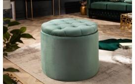 Designer Sitzhocker ROCCO MINT S-NATIVO™ Möbel Schweiz