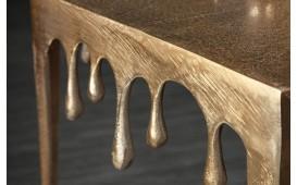 Table d'appoint Design LIQUOR GOLD L-NATIVO™ Möbel Schweiz