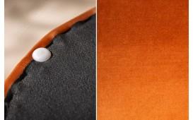 Tabouret Design ROCCO ORANGE S-NATIVO™ Möbel Schweiz