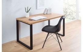 Designer Schreibtisch SIMPLA OAK BLACK II