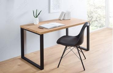 Designer Schreibtisch SIMPLA OAK BLACK II-NATIVO™ Möbel Schweiz