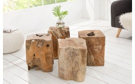 Tabouret Design NATURE 45 cm