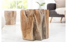 Tabouret Design NATURE 45 cm-NATIVO™ Möbel Schweiz