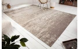Designer Teppich NOVEL BEIGE-GREY L
