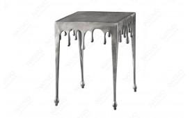 Designer Beistelltisch LIQUOR SILVER S-NATIVO™ Möbel Schweiz
