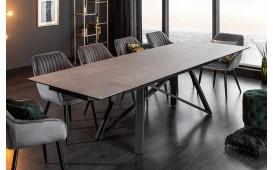 Tavolo da pranzo SALTA BETON 180-220-260 cm-NATIVO™ Möbel Schweiz