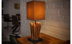 Lampe de table EUPHORY BROWN