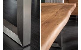 Designer Esstisch TAURUS LIGHT ARTWORK 200 cm-NATIVO™ Möbel Schweiz