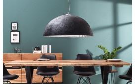 Designer Hängeleuchte WOK L BLACK SILVER-NATIVO™ Möbel Schweiz
