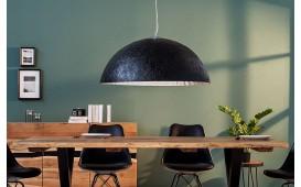 Designer Hängeleuchte WOK XL BLACK SILVER-NATIVO™ Möbel Schweiz