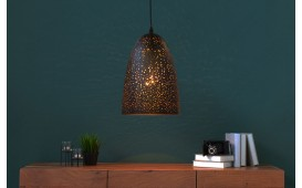 Lampada a sospensione LONAR SMALL BLACK COPPER-NATIVO™ Möbel Schweiz