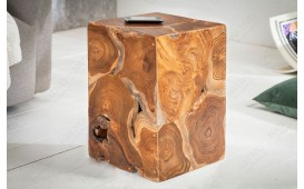 Table d'appoint Design CUBE 30 cm