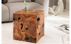 Tavolino d'appoggio di design CUBE 40 cm