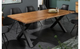Tavolo da pranzo TAURUS X 180 cm-NATIVO™ Möbel Schweiz