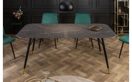 Table Design PARIZON BLACK-NATIVO™ Möbel Schweiz