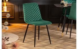 4 x Designer Stuhl VIRAGO GREEN