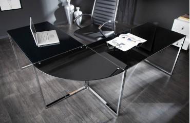 Scrivania di design HERO BLACK-NATIVO™ Möbel Schweiz