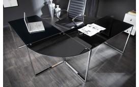Designer Schreibtisch HERO BLACK
