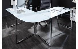 Designer Schreibtisch HERO WHITE