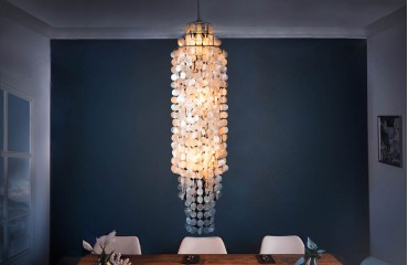 Designer Hängeleuchte PERL-NATIVO™ Möbel Schweiz
