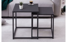 Table d'appoint Design RADU SET 2-NATIVO™ Möbel Schweiz