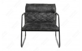 Designer Lounge Sessel COLT GREY