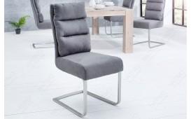 2 x Designer Stuhl VENTO GREY