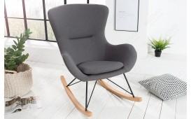 Designer Relaxsessel BERGEN GREY