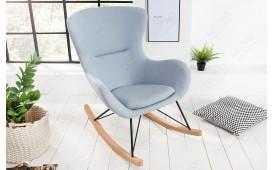 Designer Relaxsessel BERGEN LIGHT BLUE