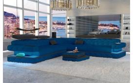 Designer Sofa EXODUS CORNER mit LED Beleuchtung & USB Anschluss-NATIVO™ Möbel Schweiz