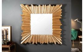 Specchio di design ROME GOLD
